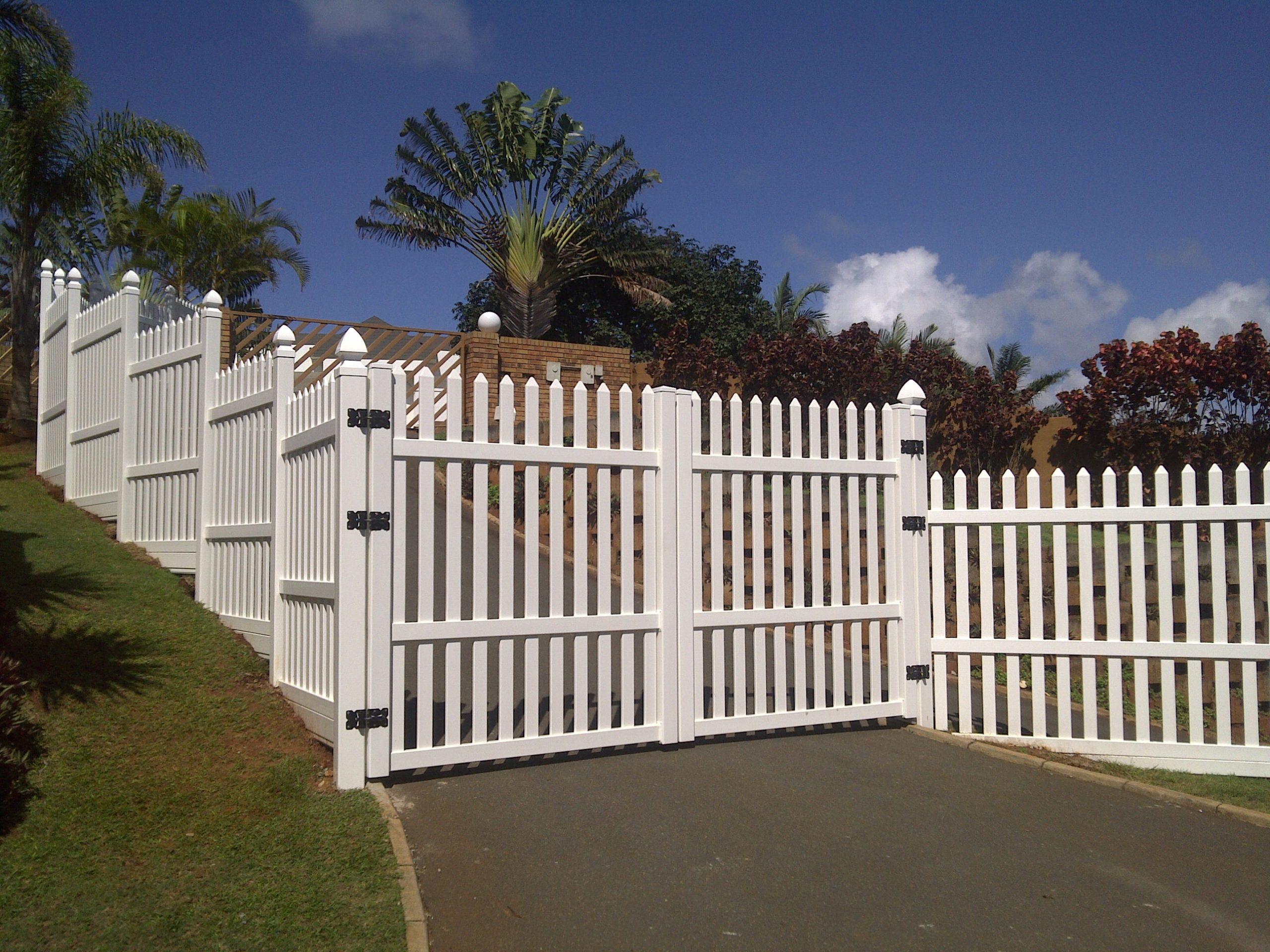 2Palisade Gate